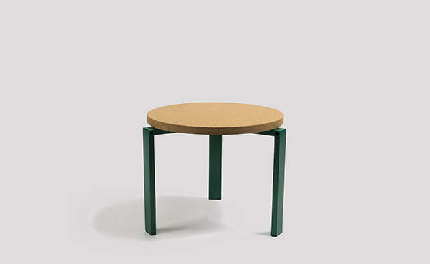 WFH Stanley Table green-cork